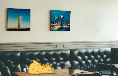 油畫框:各種空間場地最佳的裝飾品