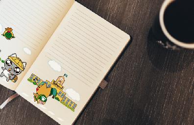 線圈式筆記本:所有創意的手稿起源