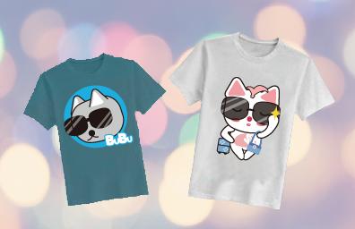 T-shirt: 隨身穿搭隨心所欲